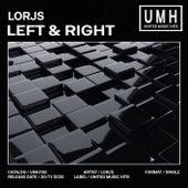 Left & Right von Lorjs