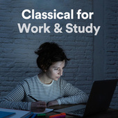 Classical for Work & Study by Various Artists