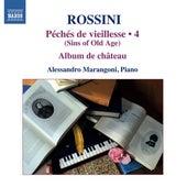 Rossini: Piano Music, Vol. 4 by Alessandro Marangoni