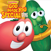 God Made You Special Song Collection by VeggieTales