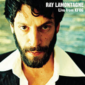 Live From KFOG de Ray LaMontagne