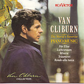 The World's Favorite Piano Music by Van Cliburn