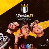 Pagode do K10 (Ao Vivo em Goiânia), Vol. 1 (Ao Vivo) de Kamisa Dez