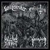 Whipstriker / Terrörhammer / Vulcan Tyrant / Speedwhore Split by Various Artists