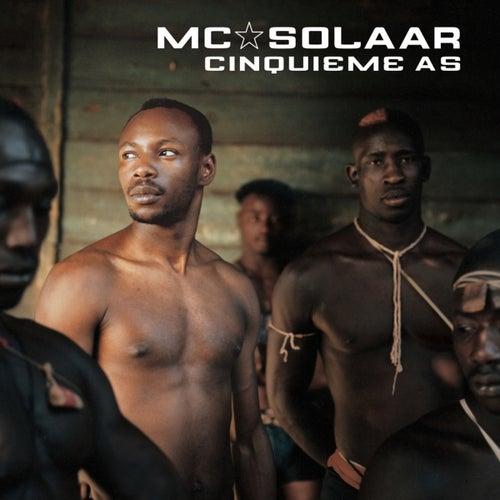 Cinquième as by MC Solaar
