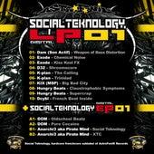 Social Teknology LP 01 von Various Artists