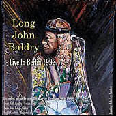 Live in Berlin 1992 - EP de Long John Baldry