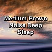 Medium Brown Noise Deep Sleep by White Noise Meditation (1)