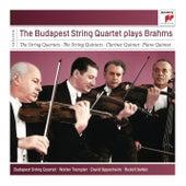 The Budapest Strinq Quartet Play Brahms de Budapest String Quartet