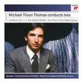 Michael Tilson Thomas Conducts Ives by Heitor Villa-Lobos
