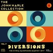 The John Harle Collection Vol. 7: Diversions (The Myrha Saxophone Quartet 1977) (Live) von John Harle