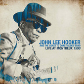 Live At Montreux 1990 de John Lee Hooker