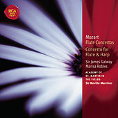 Mozart Concertos for Flute & Harp: Classic Library Series by James Galway