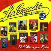 Los Grandes Exitos Originales del Merengue Tipico, Vol. 3 von Various Artists