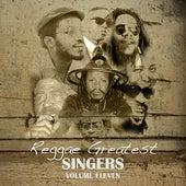 Reggae Greatest Singers Vol 11 de Various Artists