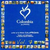Colombia Es Pasión - Joyas De La Música Colombiana Volume 7 de Various Artists