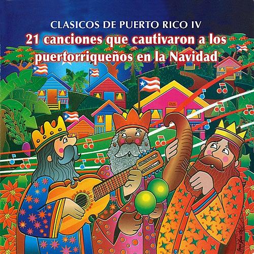 Clasicos de Puerto Rico, Vol. 4 by Various Artists