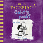 Folge 5: Geht's noch? (Hörspiel) von Gregs Tagebuch