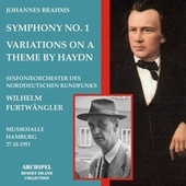 Brahms: Symphony No. 1 in C Minor, Op. 68 & Variations on a Theme by Haydn, Op. 56a by North German Radio Symphony Orchestra