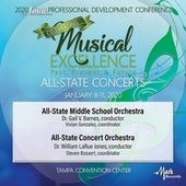 2020 Florida Music Education Association: All-State Middle School Orchestra & All-State Concert Orchestra von 2020 FMEA All-State Middle School Orchestra