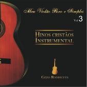 Meu Violão Puro e Simples Vol. 3 by Gezo Rodrigues