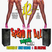 Spend It All (Bass Mix) by 112