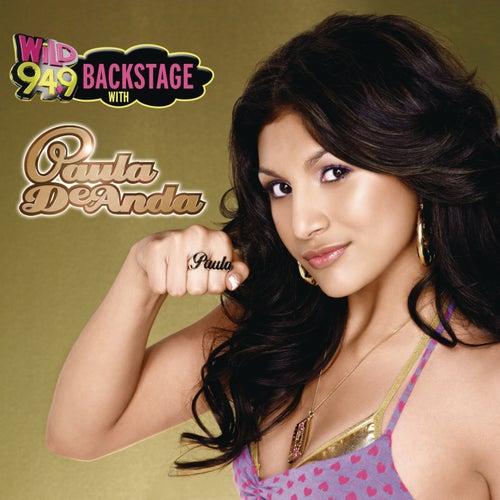 Wild Backstage With Paula Deanda Hosted By Angel Garcia by Paula Deanda