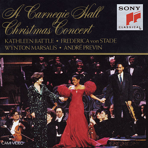 A Carnegie Hall Christmas by Various Artists