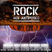 Rock Aux Antipodes de Various Artists