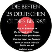 Die besten 25 deutschen Oldies bis 1985 de Various Artists