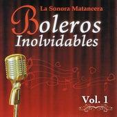 Voces Romanticas de La Sonora Matancera - Boleros Inolvidables Volume 1 by Various Artists