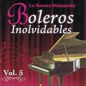 Voces Romanticas de La Sonora Matancera - Boleros Inolvidables Volume 5 by Various Artists