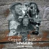 Reggae Greatest Singers Vol 16 by Various Artists