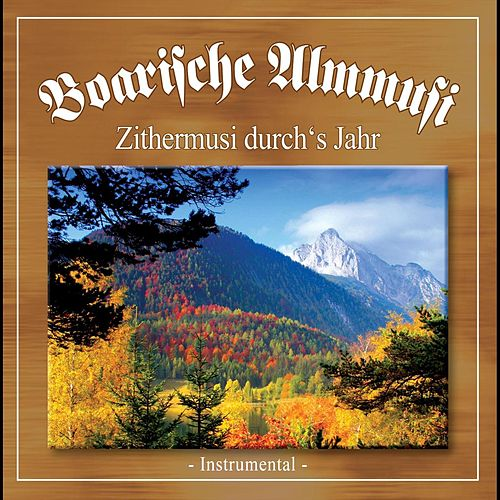 Zithermusi durch's Jahr by Boarische Almmusi