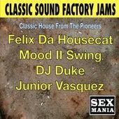 Classic Sound Factory Jams Vol. 1 de Various Artists