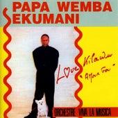 Love Kilawu by Papa Wemba