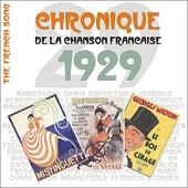 The French Song - Chronique de la Chanson Française (1929), Vol. 6 von Various Artists