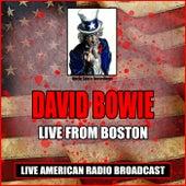 Live From Boston (Live) de David Bowie