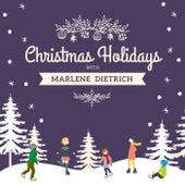 Christmas Holidays with Marlene Dietrich fra Marlene Dietrich