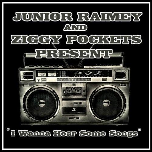 I Wanna Hear Some Songs (feat. Junior Raimey) - Single by Ziggy Pockets