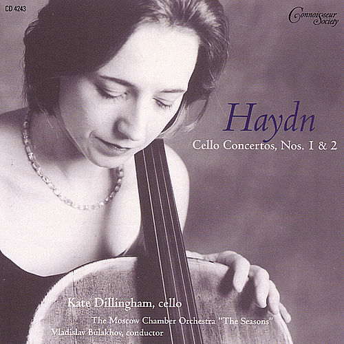 Haydn Cello Concertos, Nos. 1 & 2 by Franz Joseph Haydn