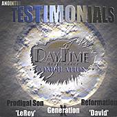 Anointed Testimonials Compilation 1 van Various Artists