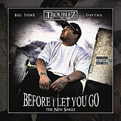 Before I Let You Go (feat. Davina & Big Tone) by Troublez