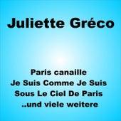 Juliette Gréco von Juliette Greco