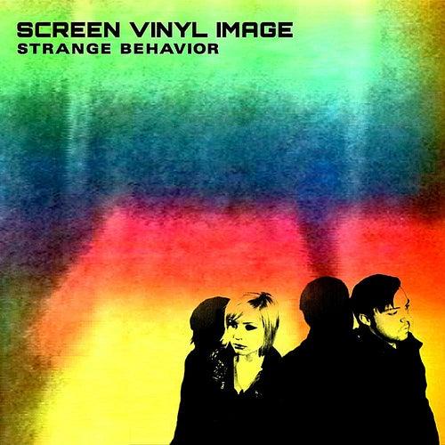 Strange Behavior by Screen Vinyl Image