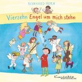 Vierzehn Engel um mich stehn von Reinhard Horn