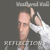 Reflections by Weathered Wall