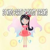 24 Kids Party Playlist Tracks de Canciones Para Niños