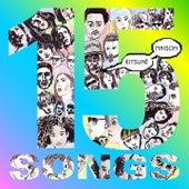 Kitsuné Maison Compilation 15 by Antimatter People, Go Wolf, Jake Bullit, Jonny Pierce, Chela, Horixon, Portland, The Swiss, Donnie Sloan, Roxane Ashly Aiston, Techniques, Years