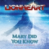 Mary Did You Know (Christmas 2020 Version) de Lion Heart